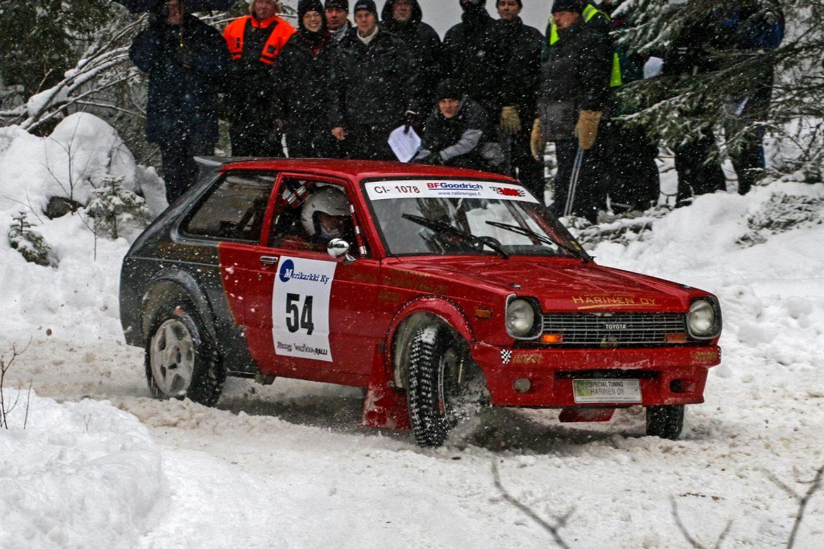 Valkeakoski Motorsport Finland - Waltikkaralli 8.3.2009