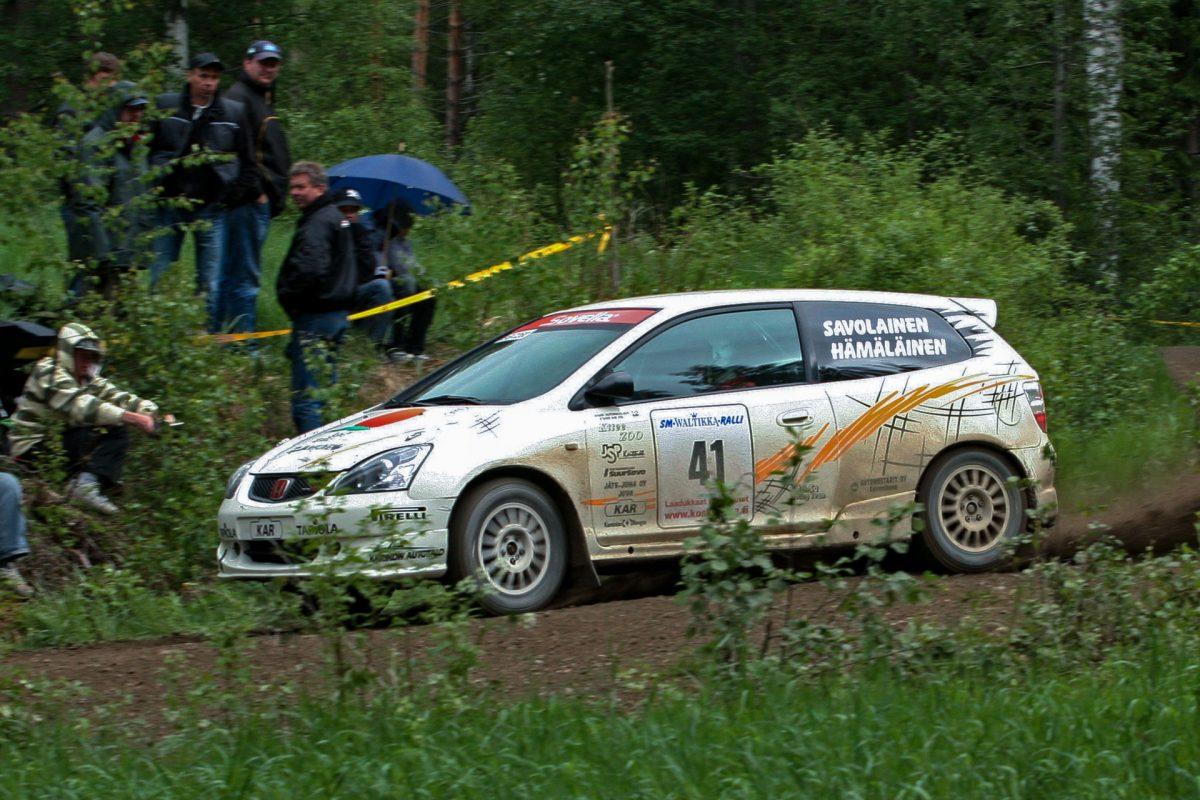 Vuoden 2009 Waltikkaralli järjestettiin SM-osakilpailuna kesäkuussa.
