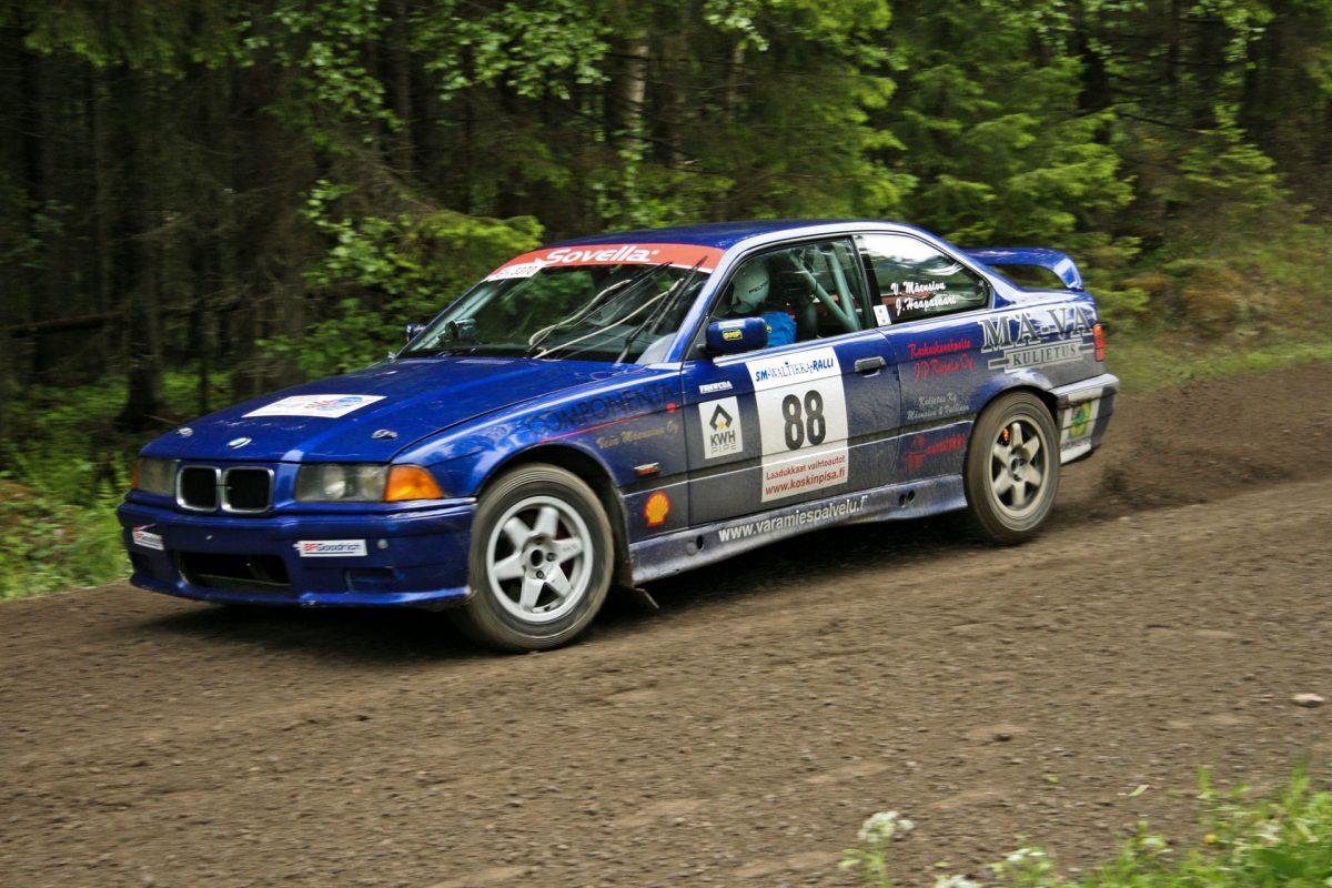Valkeakoski Motorsport Finland - Waltikkaralli 5.6.2009