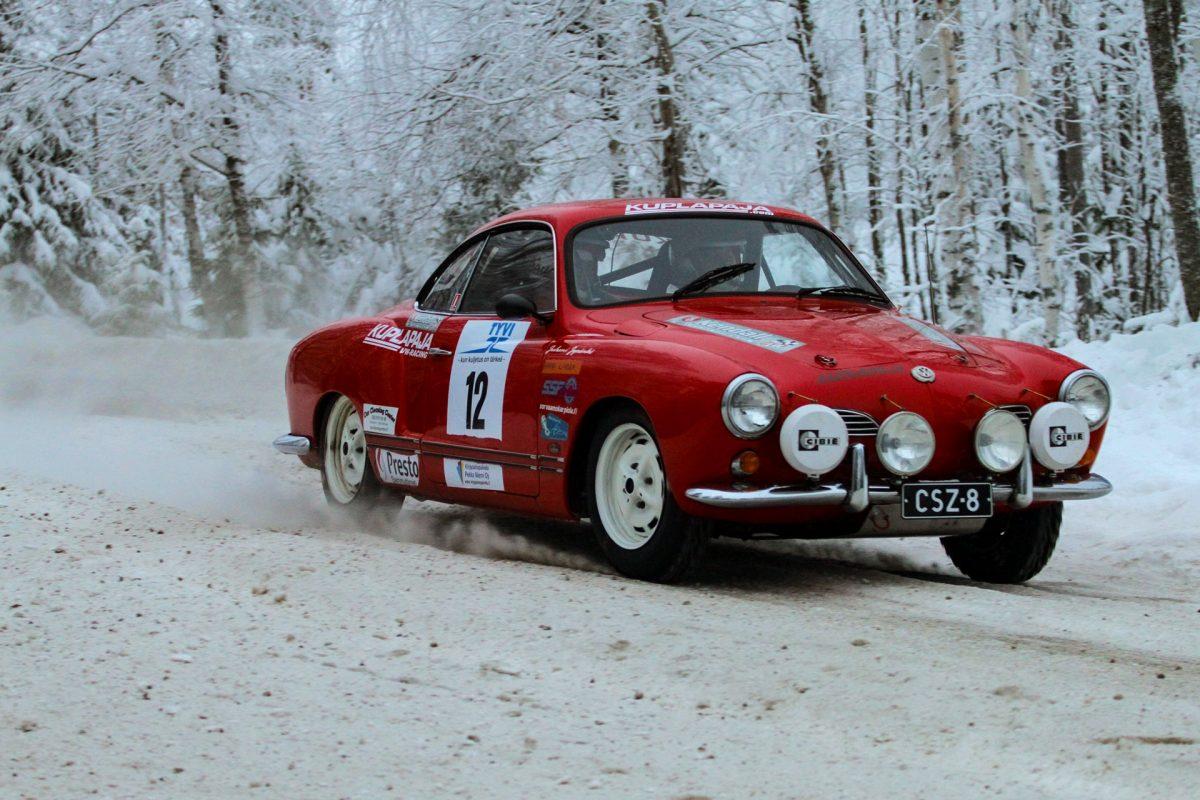 Valkeakoski Motorsport Finland - Waltikkaralli 6.1.2011